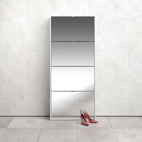 Jalanõudekapp Shoes (valge)